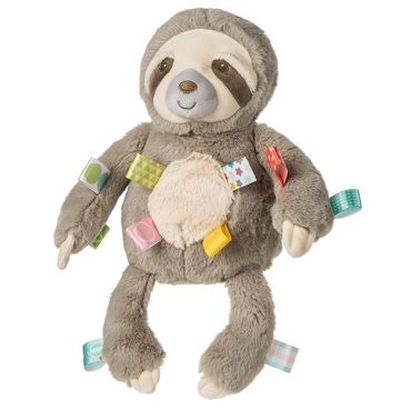 Taggies Molasses Sloth Soft Toy
